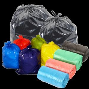 فروش کیسه های پلاستیک زباله نایلون و نایلکس
